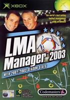 Codemasters LMA Manager 2003