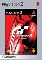 Sony Interactive Entertainment Gran Turismo 3 (platinum)