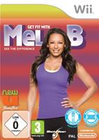 Black Bean Games Get Fit with Mel B
