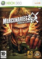 Electronic Arts Mercenaries 2 World in Flames