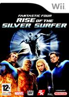 2K Games Fantastic Four Rise of the Silver Surfer