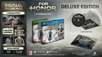 Ubisoft For Honor Deluxe Edition
