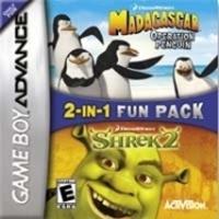 Shrek 2 + Madagascar Penguins
