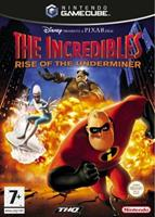 THQ The Incredibles Rise of the Underminer
