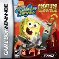 THQ Spongebob Creature from the Krusty Krab