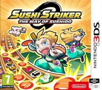 Nintendo Sushi Striker The Way Of Sushido
