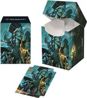 Ultra Pro Magic the Gathering TCG Deckbox Commander 2019 V2 100+