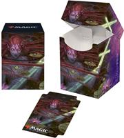 Ultra Pro Magic the Gathering TCG Deckbox Throne of Eldraine V4