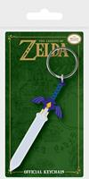 Pyramid International The Legend of Zelda - Master Sword Rubber Keychain