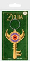 Pyramid International The Legend of Zelda - Boss Key Rubber Keychain