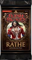 Legend Story Studios Flesh and Blood TCG - Welcome to Rathe Booster