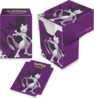 Ultra Pro Pokemon TCG Mewtwo Deck Box