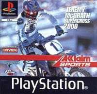 Acclaim Jeremy McGrath Supercross 2000