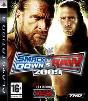 THQ WWE Smackdown vs Raw 2009