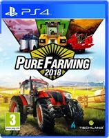 Techland Pure Farming 2018