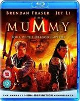 Universal The Mummy Tomb of the Dragon Emperor