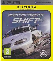 Electronic Arts Need for Speed Shift (platinum)