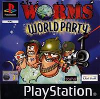 Ubisoft Worms Worldparty