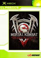 Midway Mortal Kombat Deadly Alliance (classics)