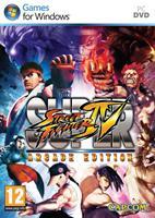 Capcom Super Street Fighter IV Arcade Edition