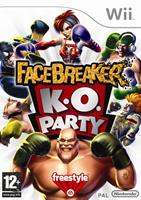 Electronic Arts FaceBreaker K.O. Party