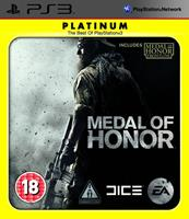 Electronic Arts Medal of Honor (platinum)