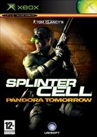 Ubisoft Splinter Cell Pandora Tomorrow