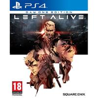 Square Enix Left Alive Day One Edition