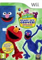 Warner Bros Sesame Street: Ready, Set, Grover! (incl. Wii Remote cover)