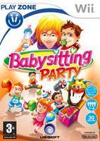 Ubisoft Babysitting Party