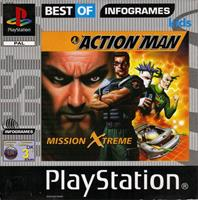Infogrames Action Man Mission Xtreme (best of )