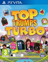 Funbox Top Trumps Turbo