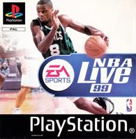 Electronic Arts NBA Live '99