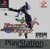Konami International Track and Field (platinum)