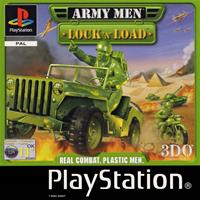 3DO Army Men Lock 'n Load