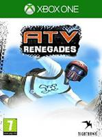 Nighthawk ATV Renegades (verpakking Frans, game Engels)