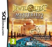 MSL Jewel Quest Mysteries 2 Trail of the Midnight Heart
