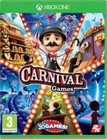 2K Games Carnival Games