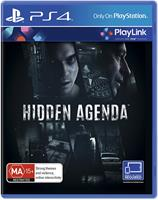 Sony Interactive Entertainment Hidden Agenda