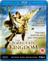 Lions Gate Home Entertainment The Forbidden Kingdom