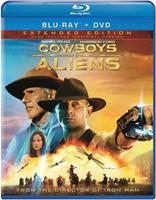 Paramount Cowboys and Aliens (Blu-ray + DVD)