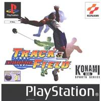Konami International Track and Field