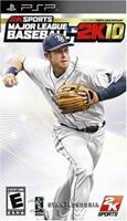 2K Games Major League Baseball 2K10