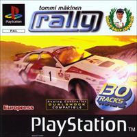 Tommi Makinen Rally