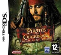 Buena Vista Games Pirates of the Caribbean Dead Man's Chest