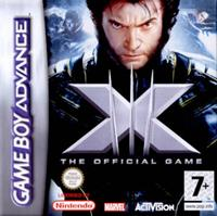 Activision X-Men the Official Game