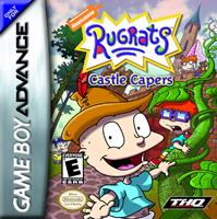 THQ Rugrats Castle Capers
