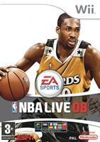 Electronic Arts NBA Live 08