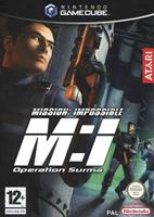 Atari Mission Impossible Operation Surma