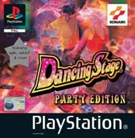 Konami Dancing Stage Party Edition